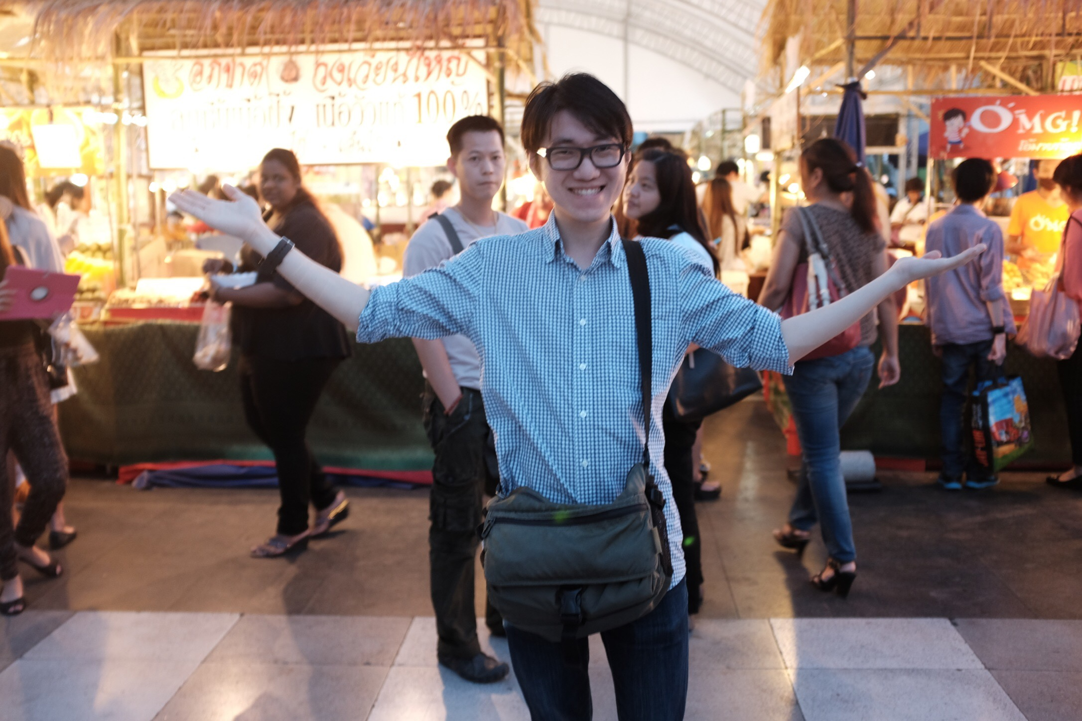 The Coffee Shop Trader goes to Bangkok! (Day 1)