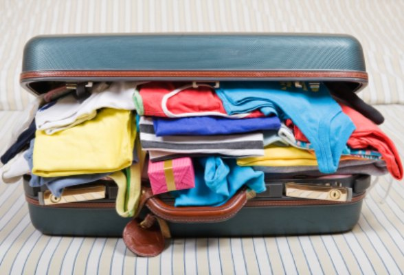 How To Pack Your Luggage: 7 Tips To Have More Space For Shopping!
