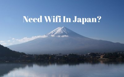 Review of Changi Recommends' Overseas Wifi Router For Japan