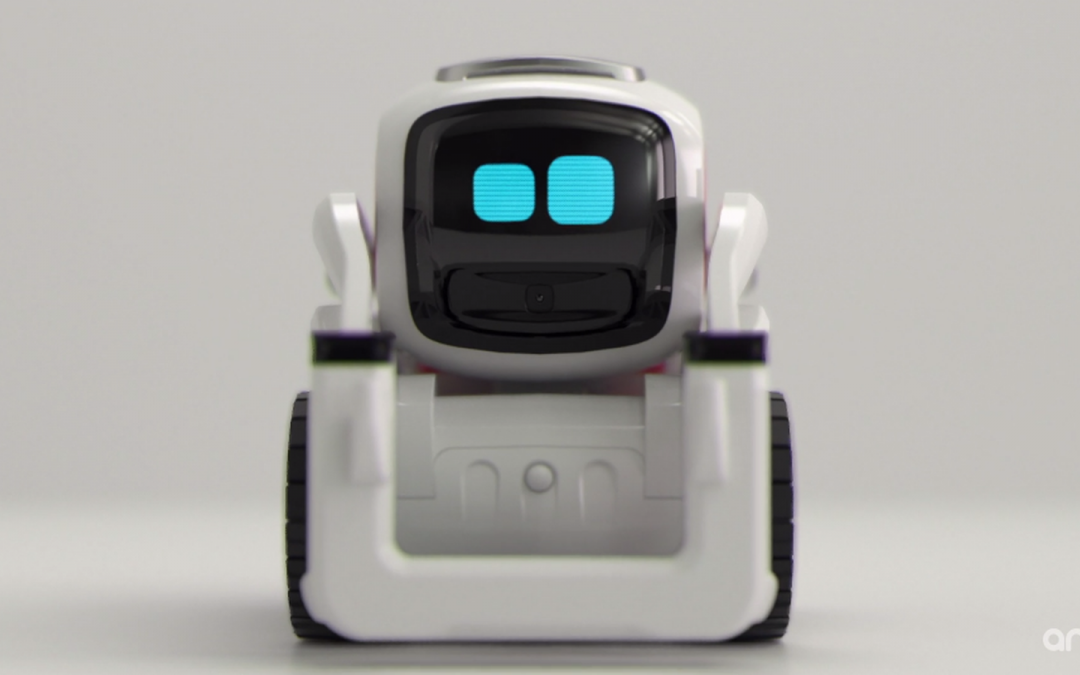 Cozmo: Probably the Cutest Robot