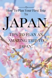 Plan amazing trip to Japan