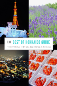 Top 50 Things to do and experience in Hokkaido