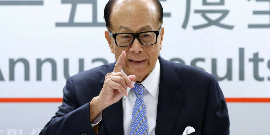 Li Ka-Shing: If You Are Reaching 40 Years Old and You Do Not Want to Be Poor, Please Take At Least 1 Minute to Read This