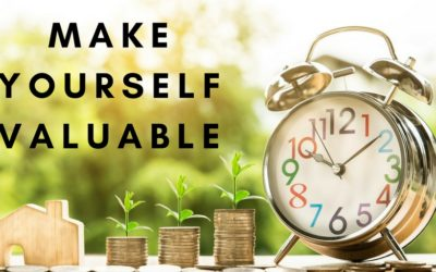 More important than making money, is making yourself more valuable!